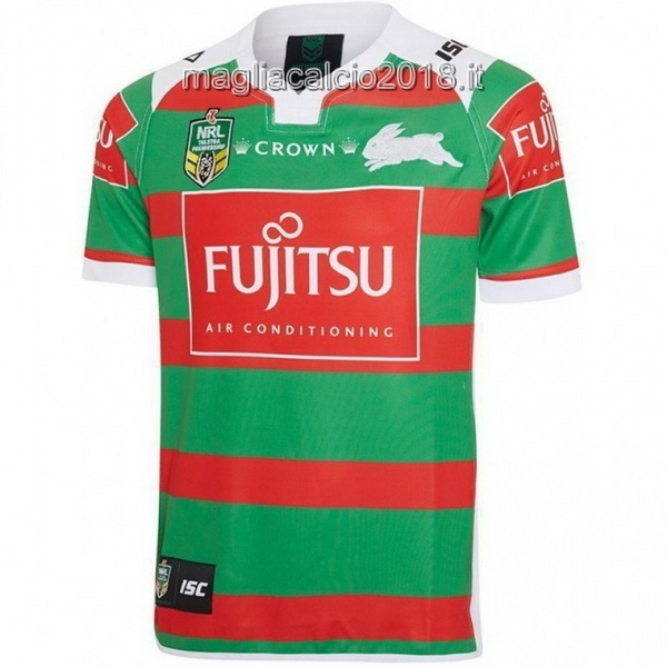 ISC Away Rugby Maglia South Sydney Rabbitohs 2017 Verde