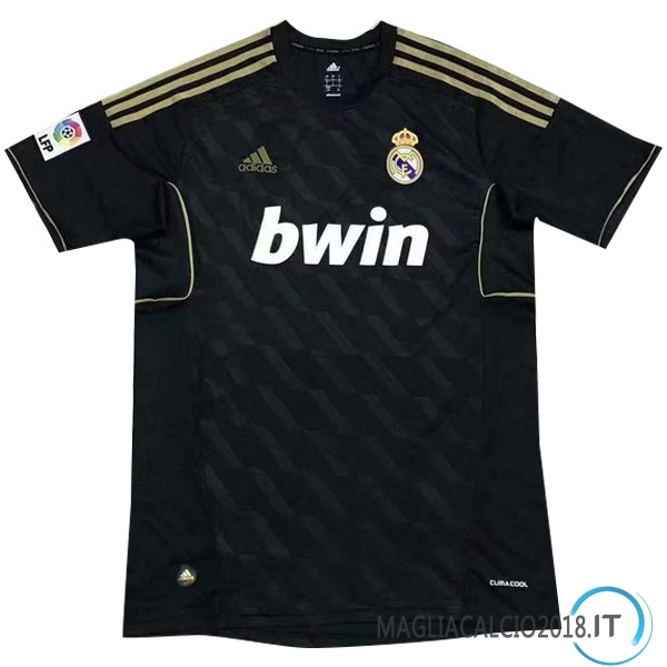 Away Maglia Real Madrid Retro 2011 2012