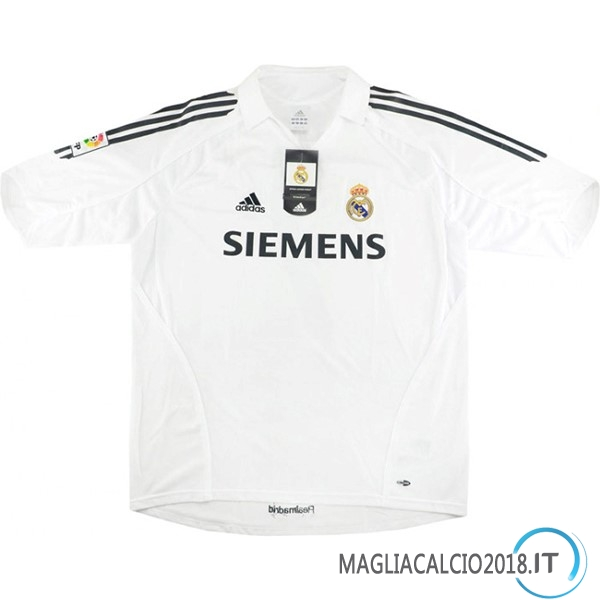 Home Maglia Real Madrid Retro 2005 2006