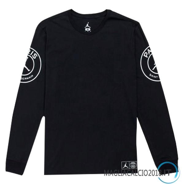 JORDAN Sudadera De Training Paris Saint Germain 2018 2019 Nero Bianco