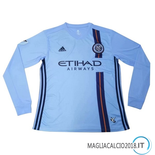 Home Maglia Manica lunga New York City 2019 2020