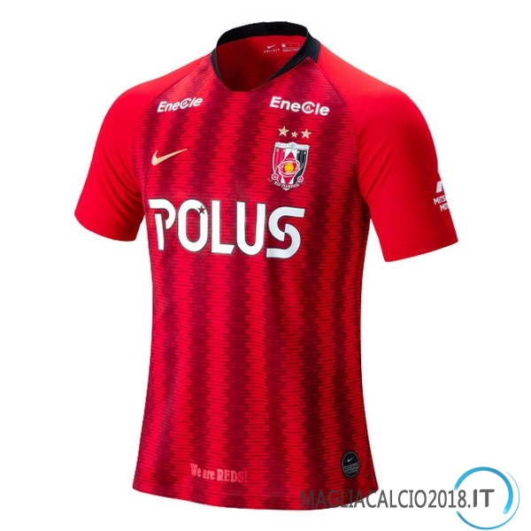 Home Maglia Urawa Red Diamonds 2019 2020