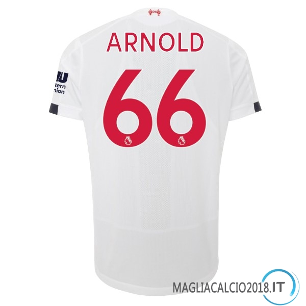Arnold Away Maglia Liverpool 2019 2020
