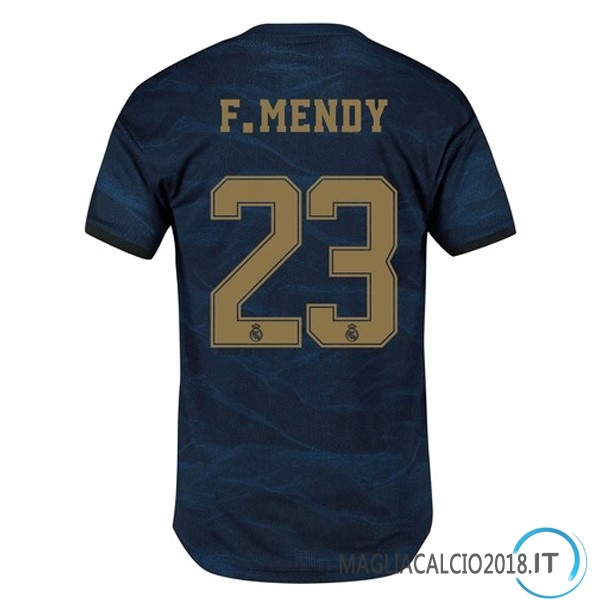 F.Mendy Away Maglia Real Madrid 2019 2020