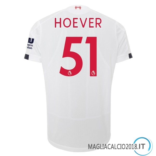 Hoever Away Maglia Liverpool 2019 2020