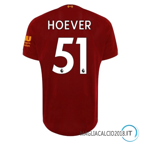 Hoever Home Maglia Liverpool 2019 2020