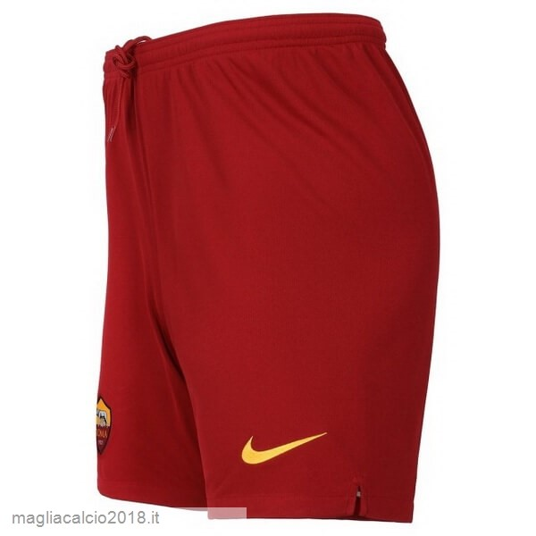 Away Pantaloni As Roma 2019 2020 Rosso