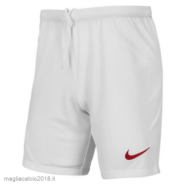 Home Pantaloni As Roma 2019 2020 Bianco