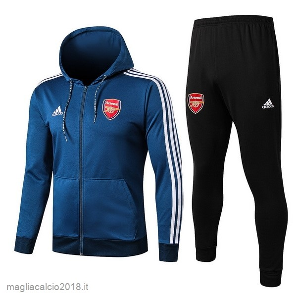 Tuta Calcio Arsenal 2019 2020 Blu Navy