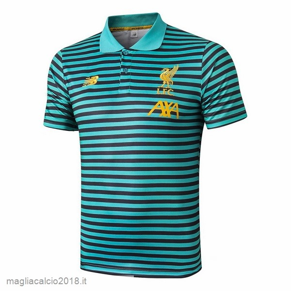 Polo Liverpool 2019 2020 Verde Nero