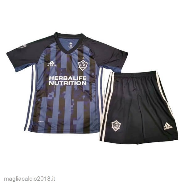 Away Conjunto De Bambino Los Angeles Galaxy 2019 2020 Blu
