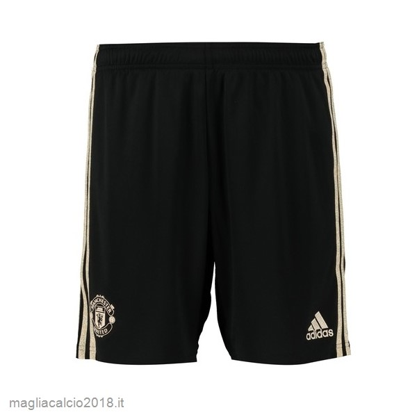 Away Pantaloni Manchester United 2019 2020 Nero