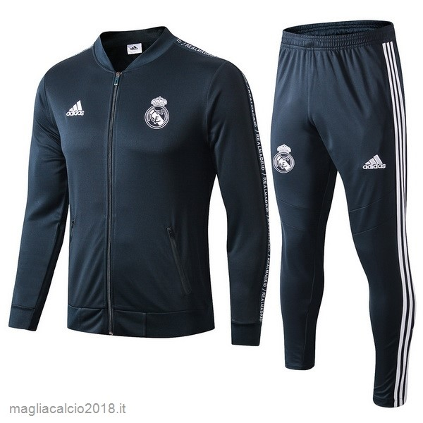 Tuta Calcio Real Madrid 2019 2020 Blu