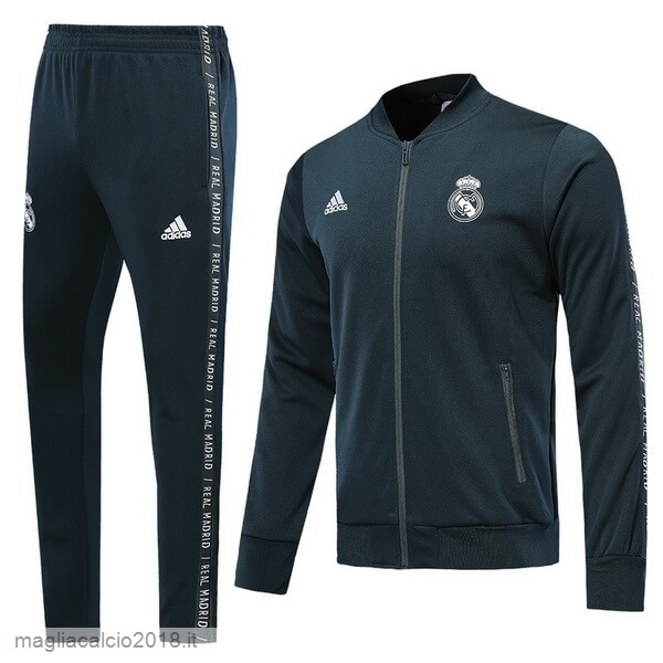 Tuta Calcio Real Madrid 2019 2020 Blu Navy