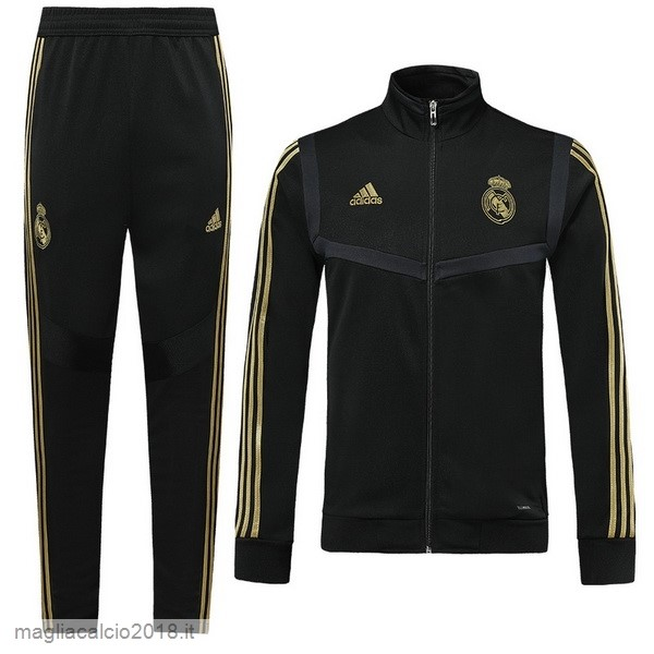Tuta Calcio Real Madrid 2019 2020 Giallo Nero