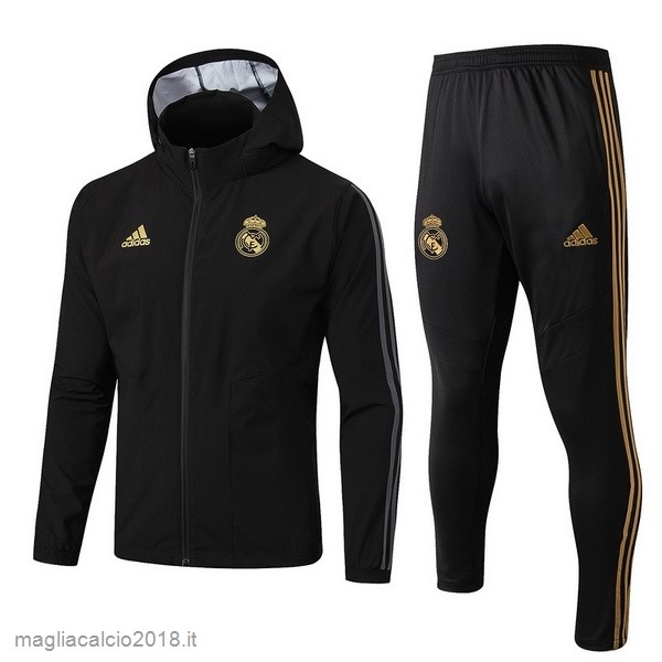 Tuta Calcio Real Madrid 2019 2020 Nero