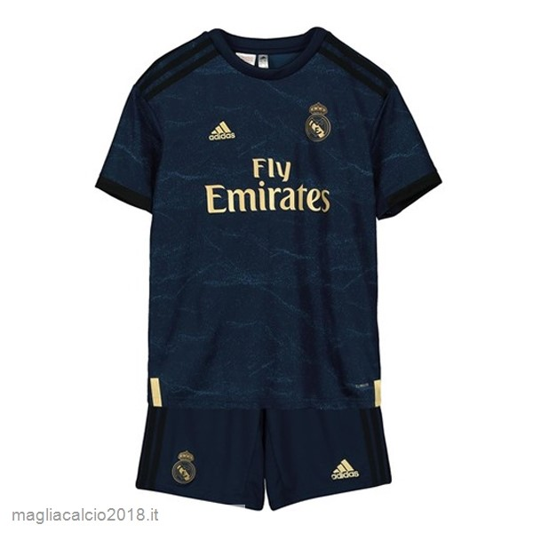 Away Conjunto De Bambino Real Madrid 2019 2020 Blu