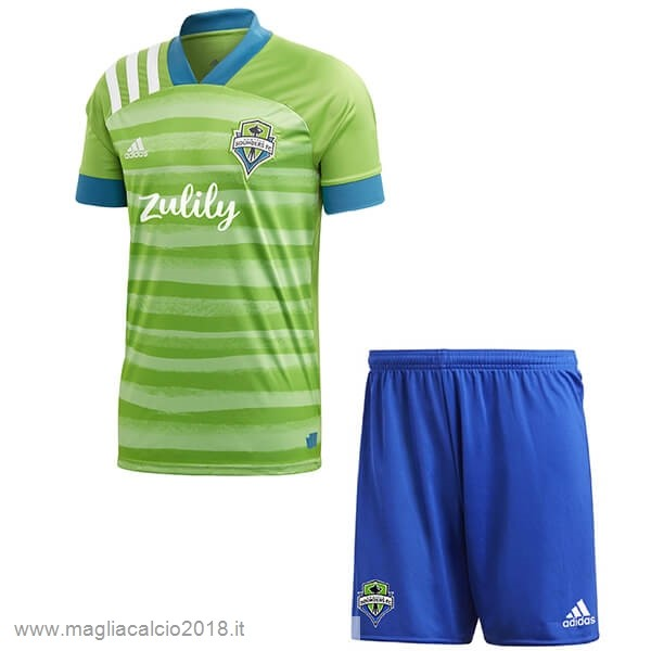 Home Conjunto De Bambino Seattle Sounders 2020 2021 Verde