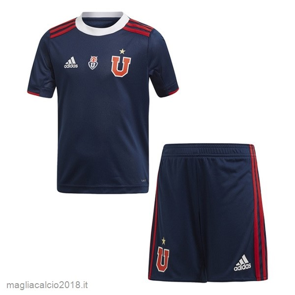 Home Conjunto De Bambino Universidad De Chile 2019 2020 Blu