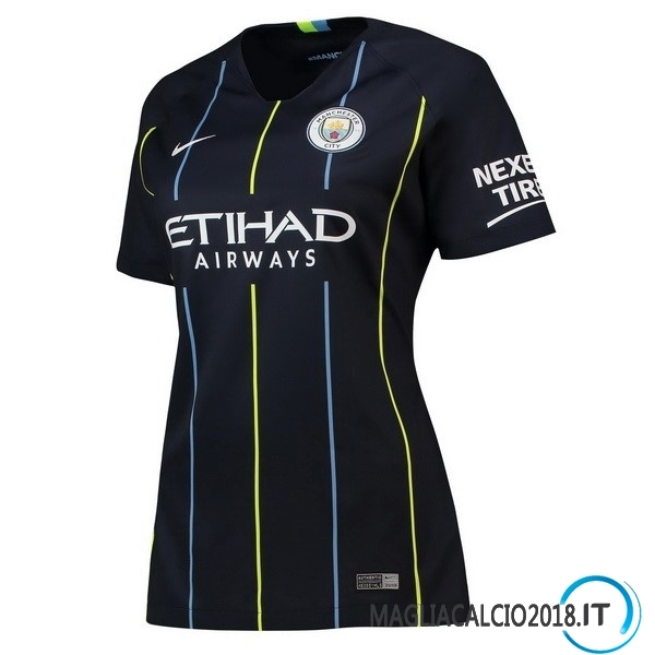 Away Maglia Donna Manchester City 2018 2019