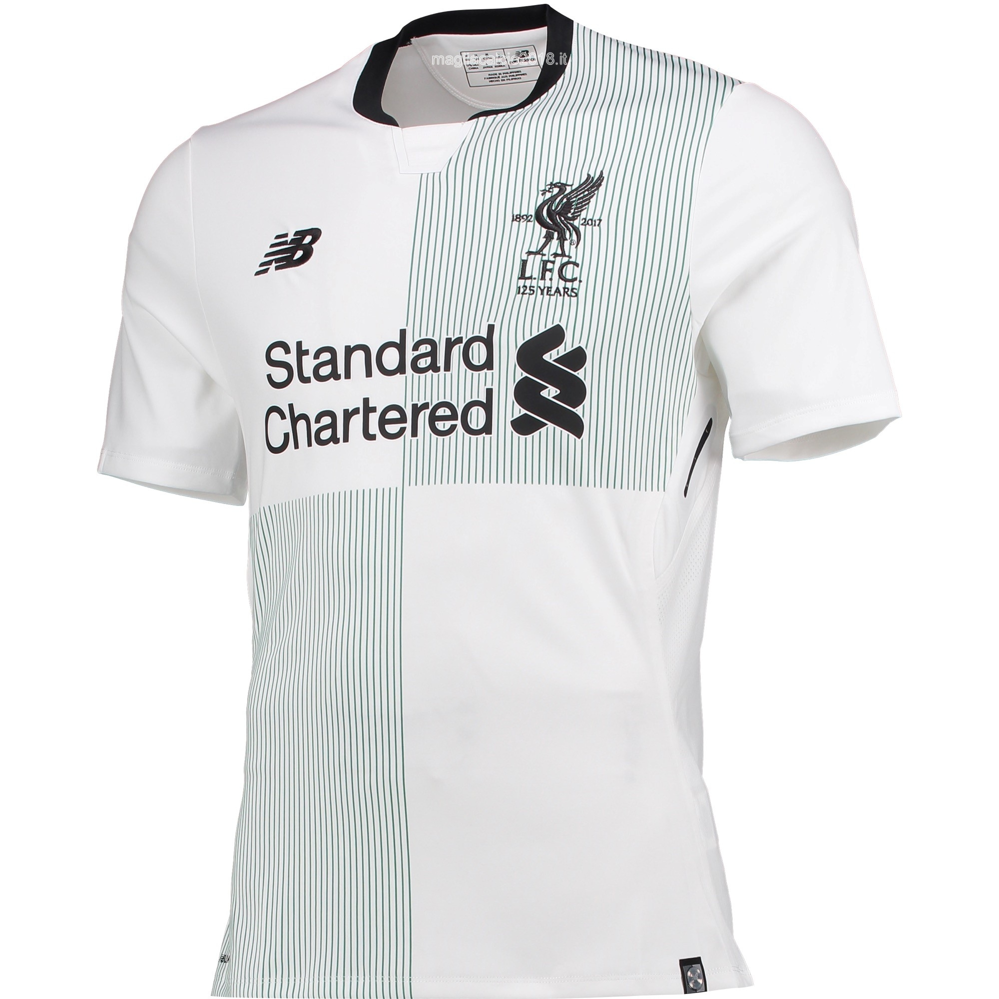 Away Maglia Liverpool 2017 2018