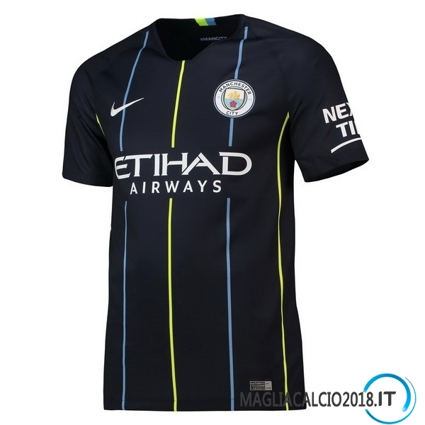 Away Maglia Manchester City 2018 2019