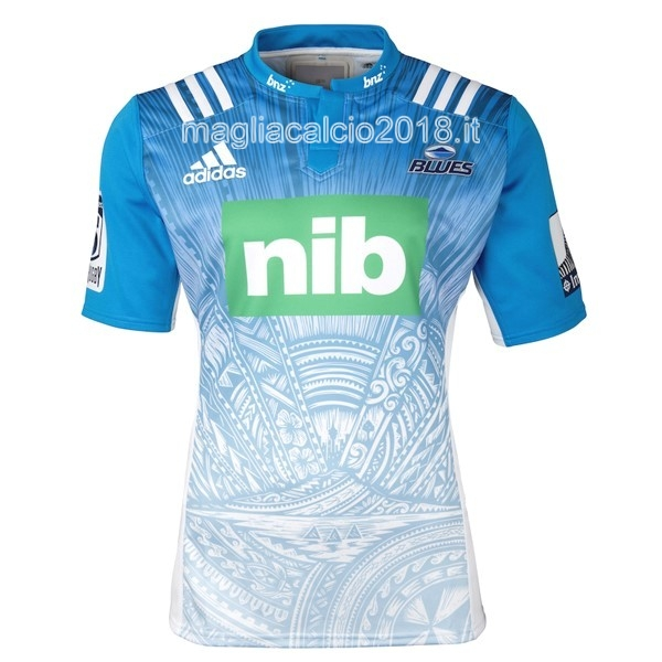 Away Rugby Maglia Blues 2016