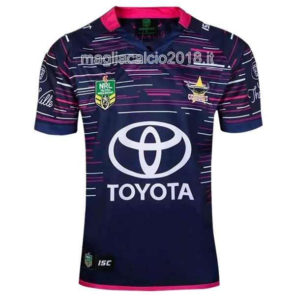 Away Rugby Maglia North Queensland Cowboys 2016 2017