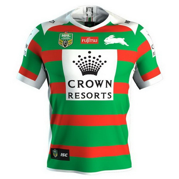 Away Rugby Maglia Rabbitohs 2018