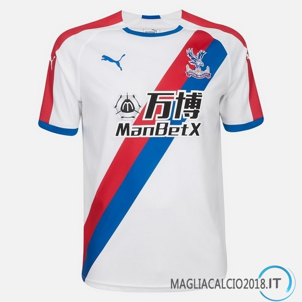 Away Maglia Crystal Palace 2018 2019