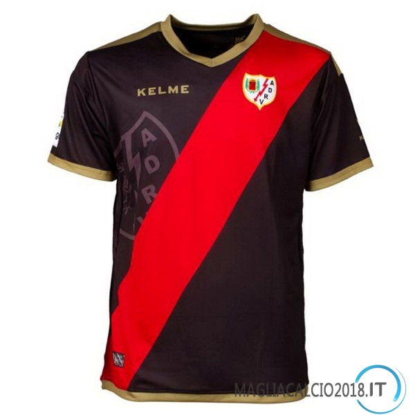 Away Maglia Rayo Vallecano de Madrid 2018 2019
