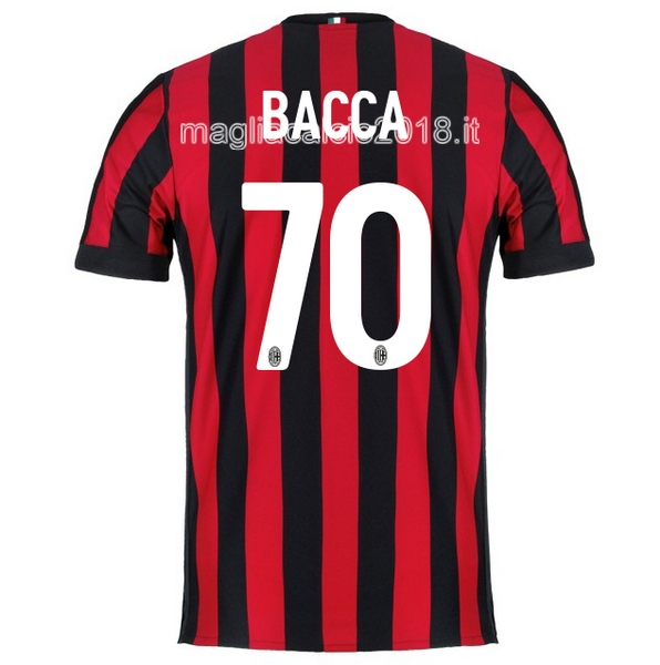 Bacca Home Maglia AC Milan 2017 2018