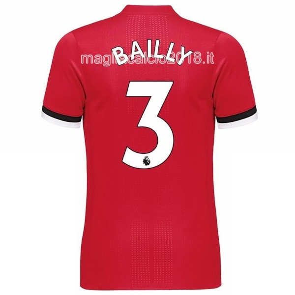 Bailly Home Maglia Manchester United 2017 2018