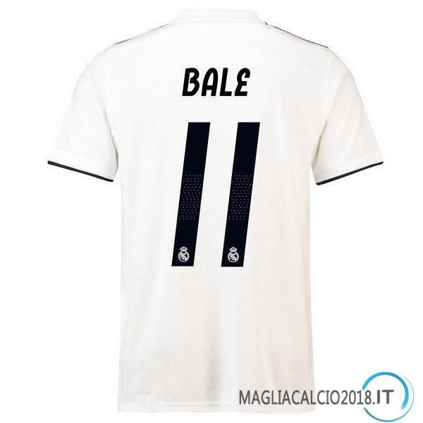 Bale Home Maglia Real Madrid 2018 2019