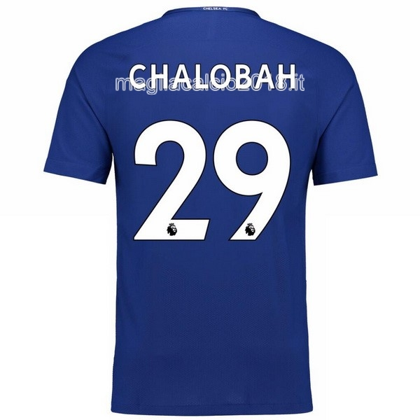 Chalobah Home Maglia Chelsea 2017 2018