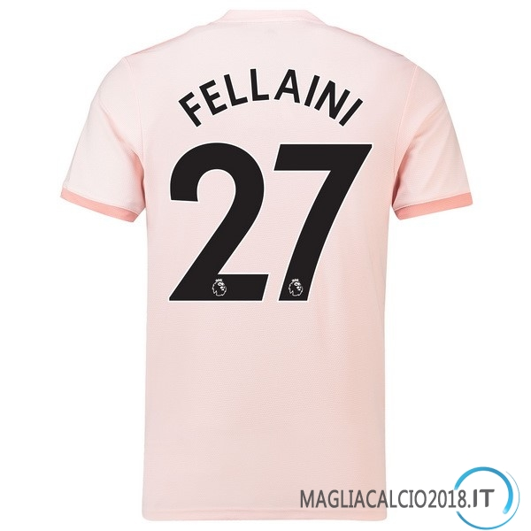 Fellaini Away Maglia Manchester United 2018 2019