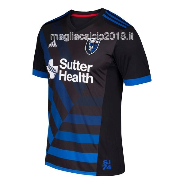 Home Maglia San Jose Earthquakes 2017 2018