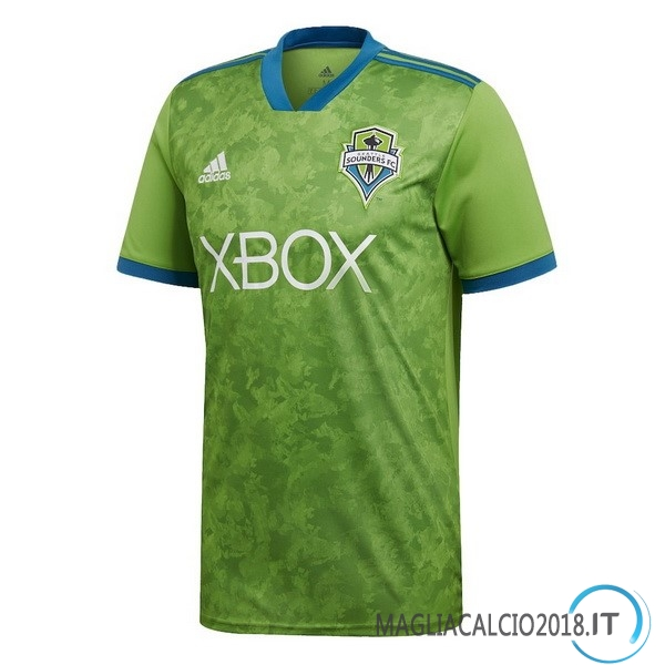 Home Maglia Seattle Sounders 2018 2019