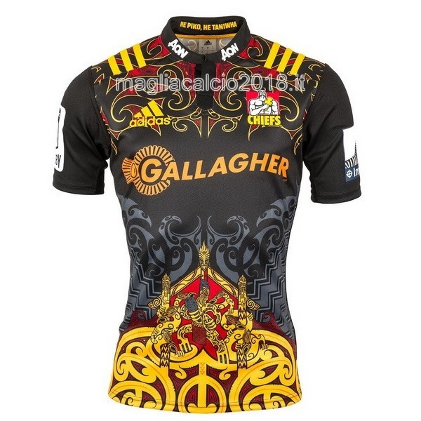 Home Rugby Maglia Chiefs 2016
