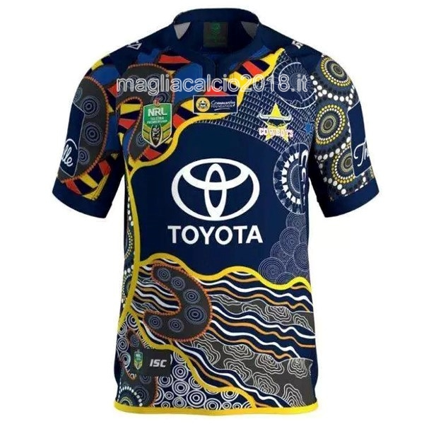 Home Rugby Maglia North Queensland Cowboys 2016 2017
