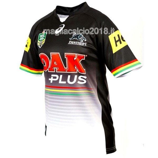 Home Rugby Maglia Panthers 2017