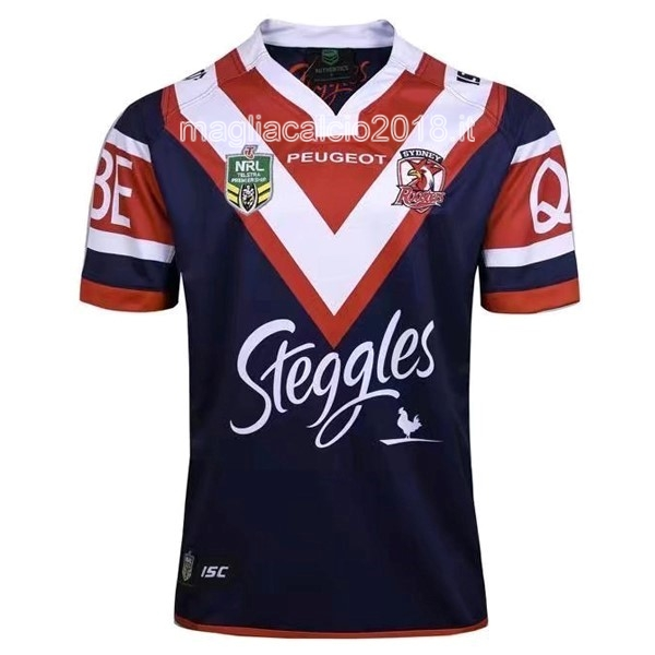 Home Rugby Maglia Sydney Roosters 2017