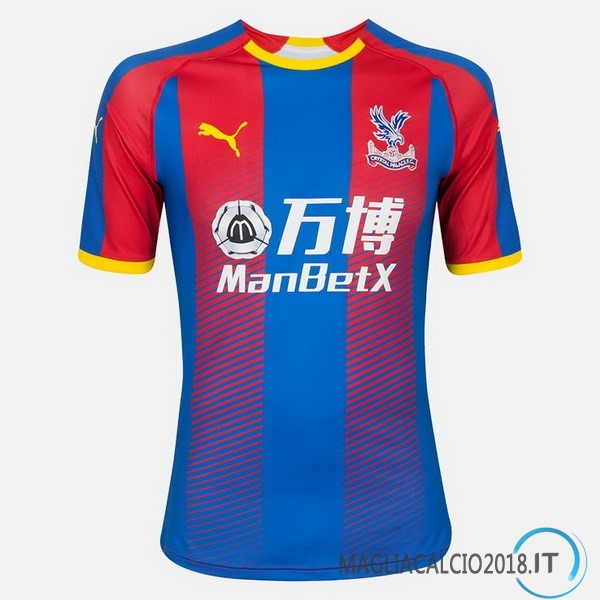 Home Maglia Crystal Palace 2018 2019