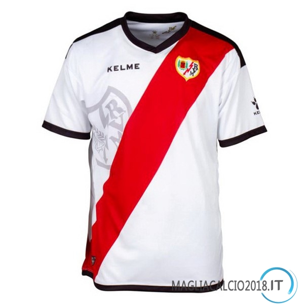 Home Maglia Rayo Vallecano de Madrid 2018 2019