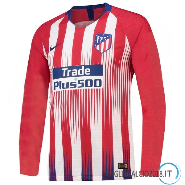 Home Manica lunga Atletico Madrid 2018 2019