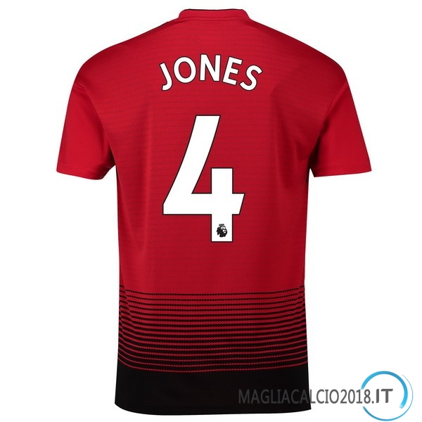 Jones Home Maglia Manchester United 2018 2019