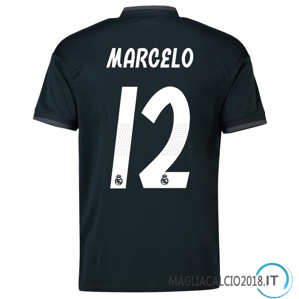 Marcelo Away Maglia Real Madrid 2018 2019