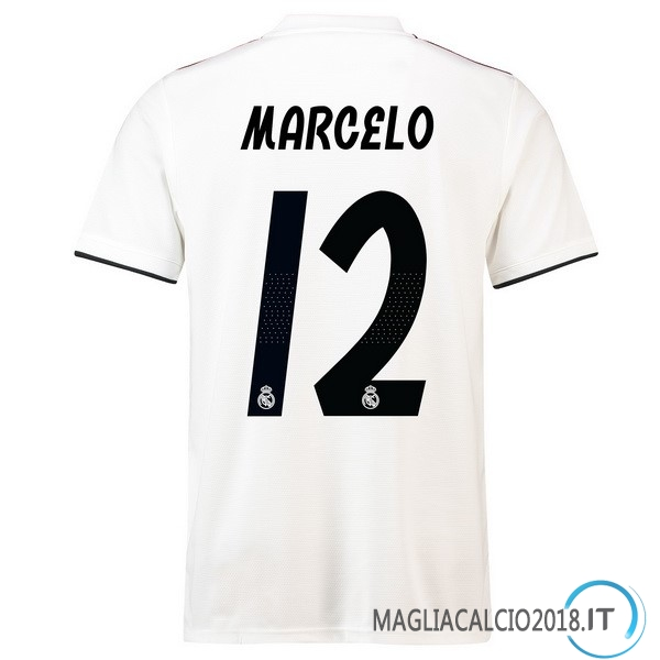 Marcelo Home Maglia Real Madrid 2018 2019