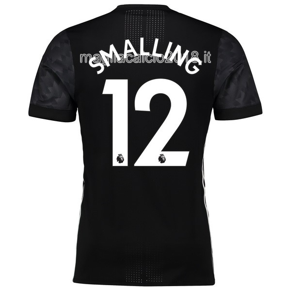 Smalling Away Maglia Manchester United 2017 2018