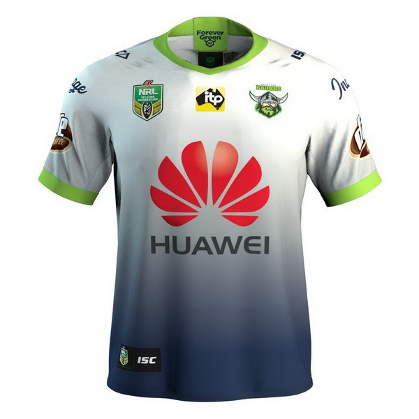 Terza Rugby Maglia Canberra Raiders 2018
